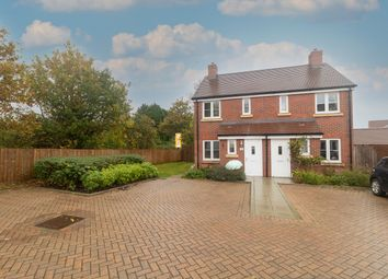 Thumbnail 2 bed semi-detached house to rent in Farm Close, Calmore, Southampton