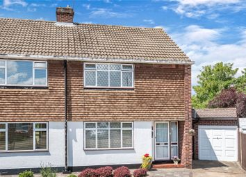 Thumbnail 3 bed semi-detached house for sale in Barham Close, Bromley