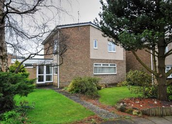 Thumbnail 4 bed detached house for sale in Ghyll Edge, Morpeth