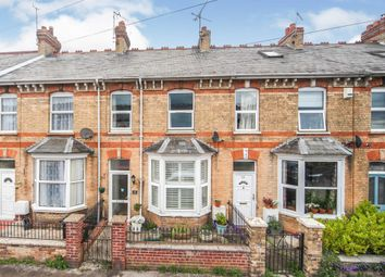Thumbnail 3 bed terraced house for sale in Greenway Avenue, Taunton