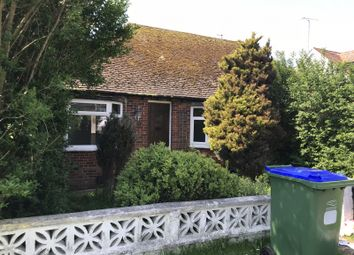 Thumbnail 2 bed bungalow to rent in Cliff Gardens, Telscombe Cliffs