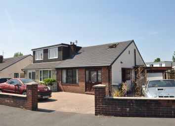 Thumbnail 2 bed semi-detached bungalow for sale in Kenyon Avenue, Dukinfield