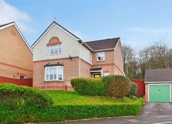 4 bed detached house for sale in St Cenydd Close, Pontllanfraith, Blackwood, Caerphilly NP12
