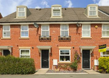3 bed town house for sale in High Main Drive, Bestwood Village, Nottinghamshire NG6