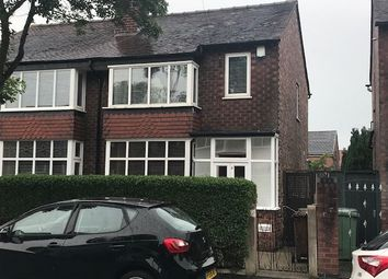 Thumbnail 3 bedroom semi-detached house to rent in Ripley Avenue, Stockport