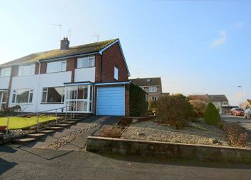Thumbnail 3 bed semi-detached house for sale in Linacre Road, Eccleshall, Stafford