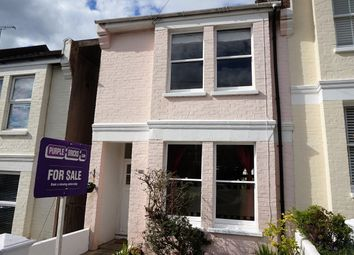 Thumbnail End terrace house for sale in Gordon Road, Brighton