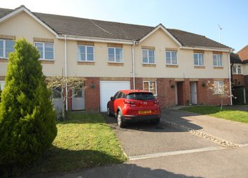 Thumbnail 3 bed town house to rent in Copse Road, St. Johns, Woking
