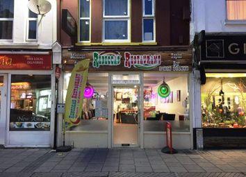 Thumbnail Restaurant/cafe for sale in Worthing BN11, UK