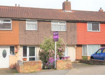 Thumbnail 3 bed terraced house for sale in Marley Way, Rochester