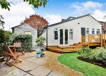 Thumbnail 2 bed bungalow for sale in Buxton Lane, Marple, Stockport