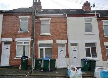 Thumbnail 5 bed terraced house for sale in Leopold Road, Coventry