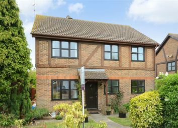 Thumbnail 4 bed detached house for sale in Shepherdsgate Drive, Herne, Herne Bay, Kent