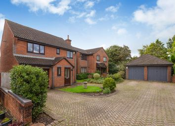 Thumbnail 4 bed detached house for sale in Lawn Drive, Chudleigh, Newton Abbot