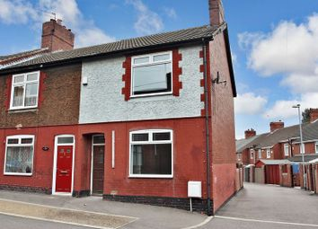Thumbnail 3 bedroom end terrace house to rent in Burton Street, South Elmsall, Pontefract