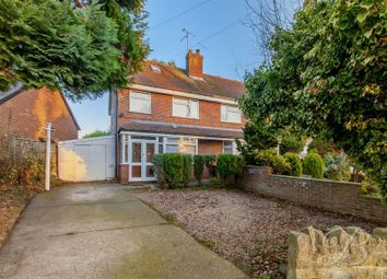 Thumbnail 3 bed semi-detached house for sale in Black Scotch Lane, Mansfield