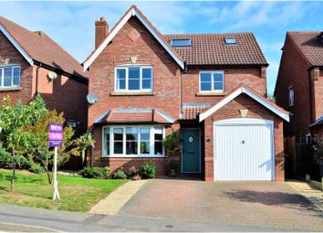 Thumbnail 5 bed detached house for sale in Rosebank View, Measham, Swadlincote