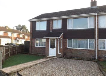 Thumbnail 4 bedroom semi-detached house for sale in Tenterton Avenue, Southampton