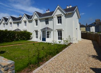 Thumbnail 4 bed end terrace house for sale in Cambridge Road, Torquay