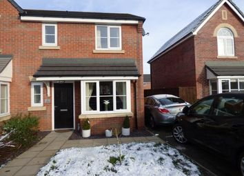 Thumbnail 3 bed semi-detached house for sale in Kingfisher Crescent, Sandbach, Cheshire