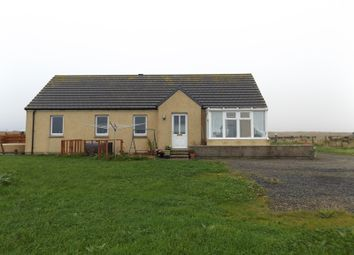 Thumbnail 3 bed detached bungalow for sale in Auckengill, Wick