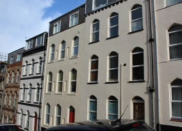 Thumbnail 1 bedroom flat to rent in Oxford Grove, Ilfracombe, Devon