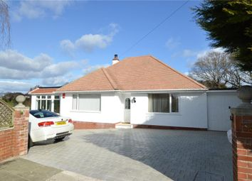 Thumbnail 3 bed detached bungalow for sale in Aller Park Road, Newton Abbot, Devon