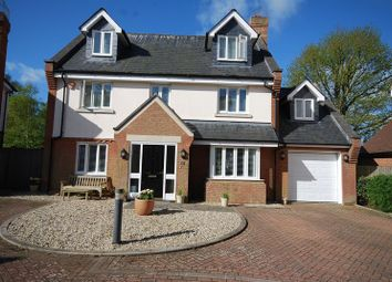 Thumbnail 5 bed detached house for sale in Tanners Close, Hythe
