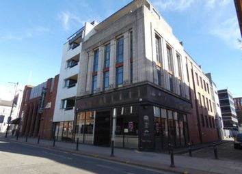 Thumbnail 1 bed flat to rent in The Burton Building, 90-94 Oldham Street, Northern Quarter, Manchester