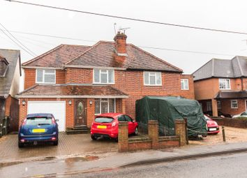 Thumbnail 3 bed semi-detached house for sale in Hyde End Road, Shinfield, Reading