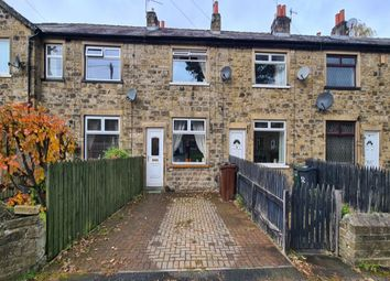 Thumbnail 2 bed terraced house for sale in Aireworth Grove, Keighley