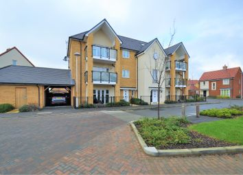 Thumbnail 2 bed flat to rent in Ronald Eastwood Row, Ashford, Kent