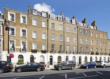Thumbnail 5 bed flat to rent in Eaton Terrace, London