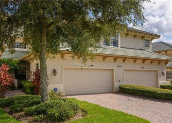 Thumbnail 3 bed town house for sale in 6409 Moorings Point Cir #102, Lakewood Ranch, Florida, 34202, United States Of America