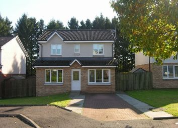 Thumbnail 4 bed detached house for sale in Bluebell Wynd, Wishaw