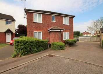 Thumbnail 1 bed maisonette for sale in Avignon Close, Colchester, Essex