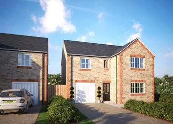 Thumbnail 4 bed property for sale in Hollow Road, Ramsey Forty Foot, Ramsey, Huntingdon