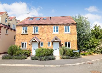 Thumbnail 3 bed semi-detached house for sale in Mckennan Close, Clapham, Bedford
