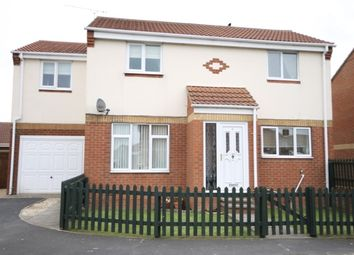 Thumbnail 3 bed detached house for sale in Sheldrake Close, Filey