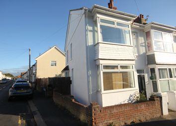 Thumbnail 2 bed end terrace house for sale in Gardener Street, Portslade