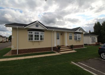 Thumbnail 2 bedroom bungalow for sale in South East Park Ltd Faversham Road, Seasalter, Whitstable