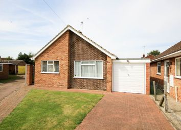 Thumbnail 2 bedroom detached bungalow for sale in Summerfield Road, Hemsby, Great Yarmouth