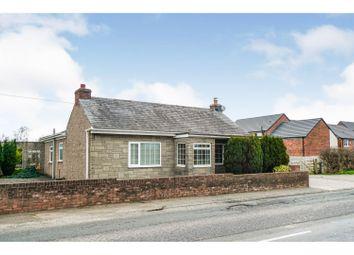 Dalston Road, Carlisle CA2. 3 bed detached bungalow for sale