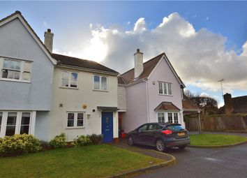 Thumbnail 3 bed property for sale in Hallfield, Quendon, Saffron Walden