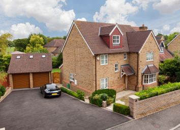 Thumbnail 6 bed detached house for sale in Hinxton Road, Duxford, Cambridge