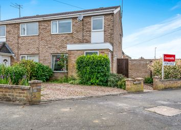 Thumbnail 3 bed semi-detached house for sale in Redding Close, Rushden