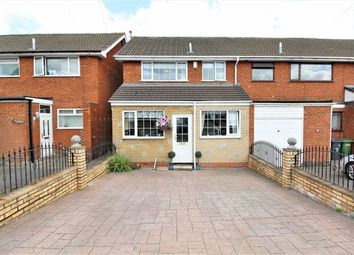 Thumbnail 3 bed end terrace house for sale in Woodcross Street, Bilston