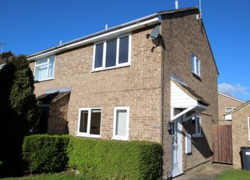 Thumbnail 2 bed end terrace house to rent in Erica Road, St. Ives, Huntingdon