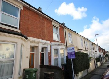 Thumbnail 3 bed terraced house for sale in Wyndcliffe Road, Southsea