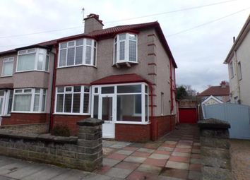 Thumbnail 3 bed semi-detached house for sale in Towers Road, Liverpool, Merseyside